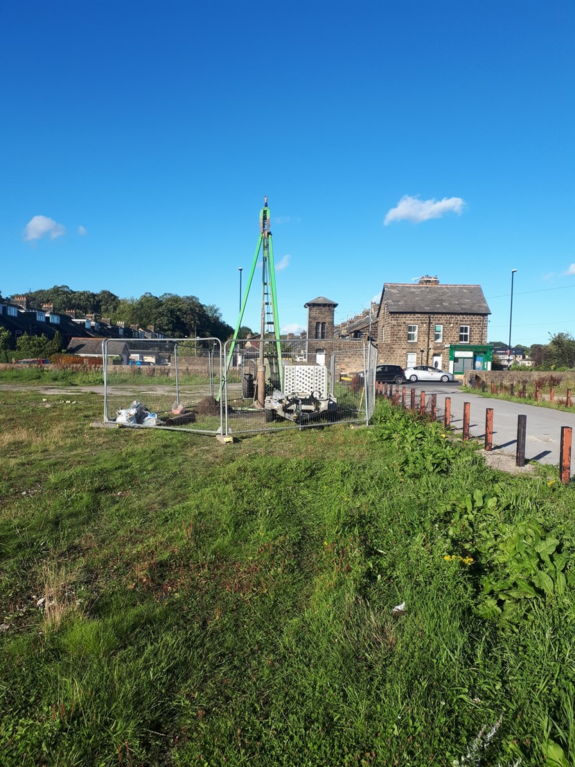 Leeds City Council issues update on Otley Flood Alleviation Scheme: Ground investigations at Billams Hill in Otley