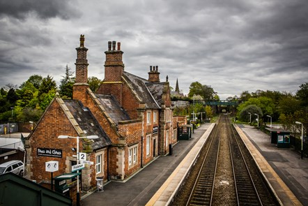 Frodsham station