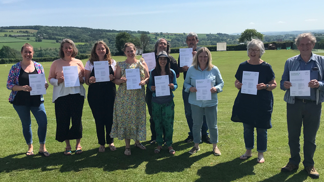 Bradninch community mental health first aider course