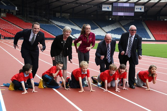 Hampden Park Track: https://www.flickr.com/photos/scottishgovernment/14343858424/