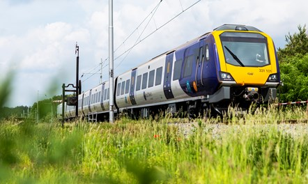 Northern starts track-testing for next generation of brand new trains: Velim Jonny Walton