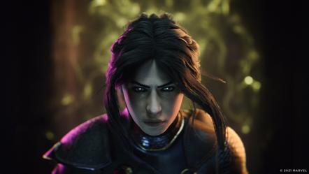Marvel s Midnight Suns - Announce - The Hunter s