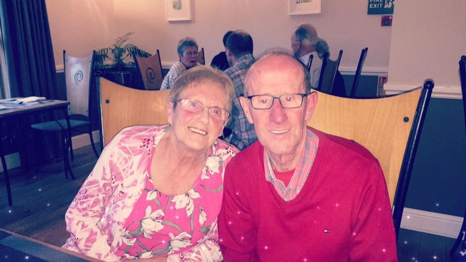 Paralysed pensioner's family grateful to ambulance team: Maria Anderson