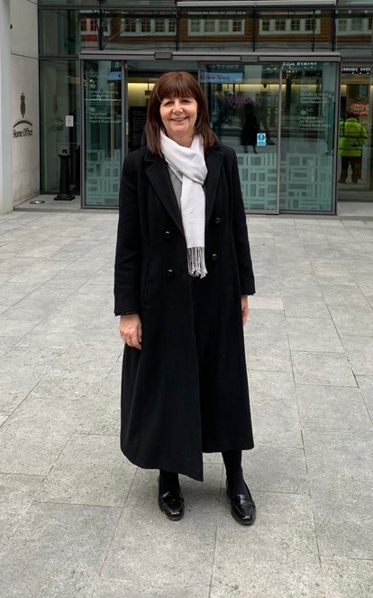 LG-3: Minister for Environment, Energy and Rural Affairs, Lesley Griffiths