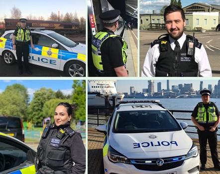 Avanti West Coast Police Specials