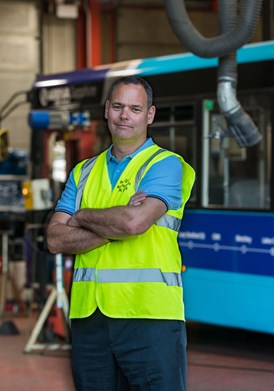 Arriva blog: UK Bus MD on the Government's bus support package announced today: Paul O'Neil, UK Bus