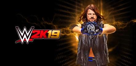 WWE2K19 Art Deluxe Edition