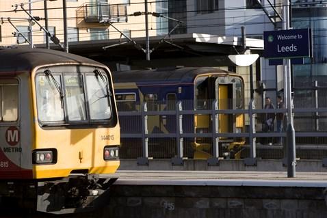 Leeds Station - Northern
