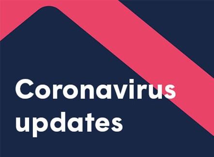 corona homepage