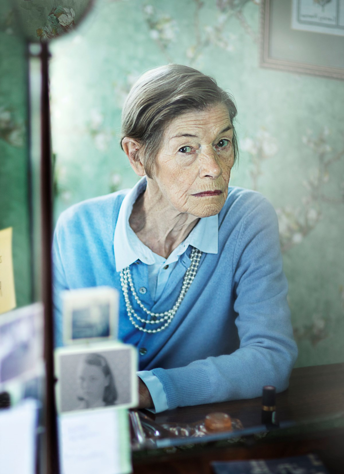 Glenda Jackson- Elizabeth is Missing Credit-BBC