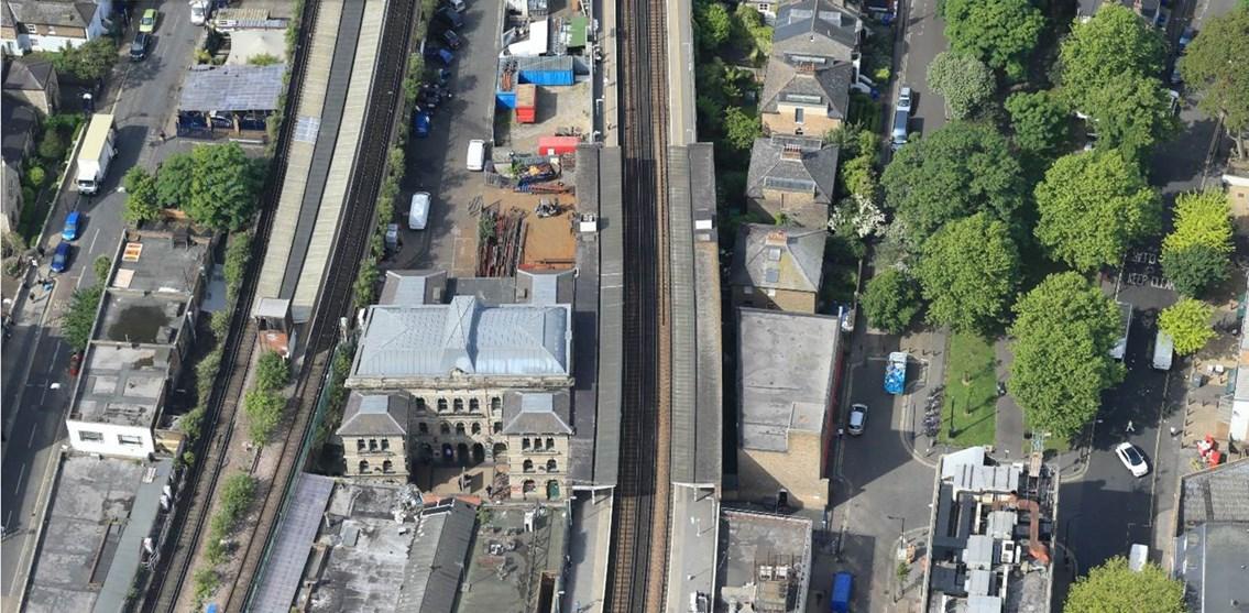 Major upgrade of Peckham Rye station moves closer: Peckham Rye station