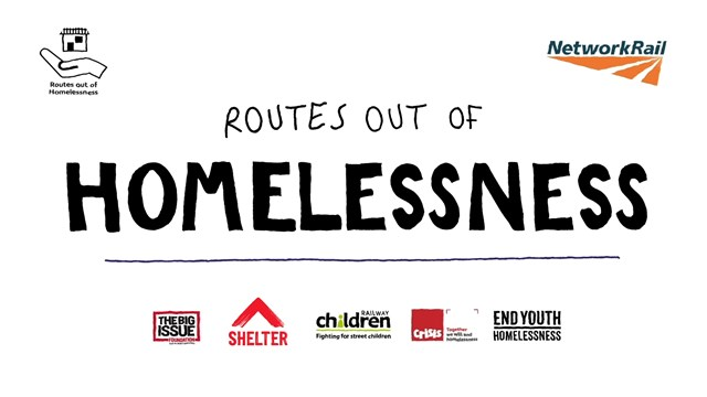 Pioneering pilot helps Manchester street homeless into housing: Routes out of Homelessness logo