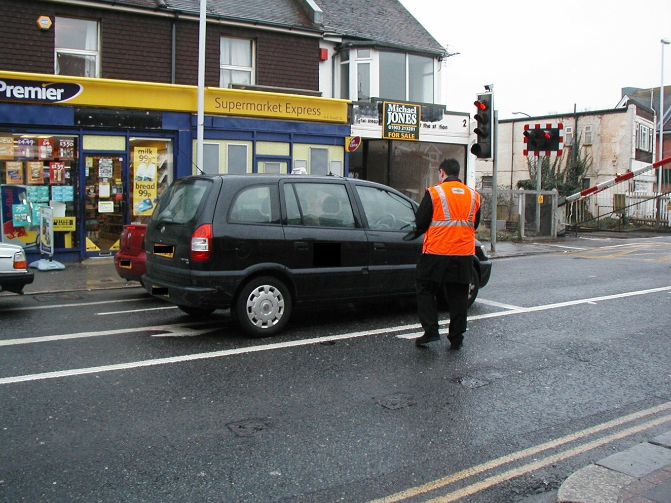 West Worthing Level Crossing Awareness Day