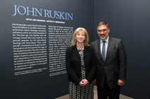 Treat in store for Scotland's art lovers: Shona Robison at John Ruskin Exhibit - List