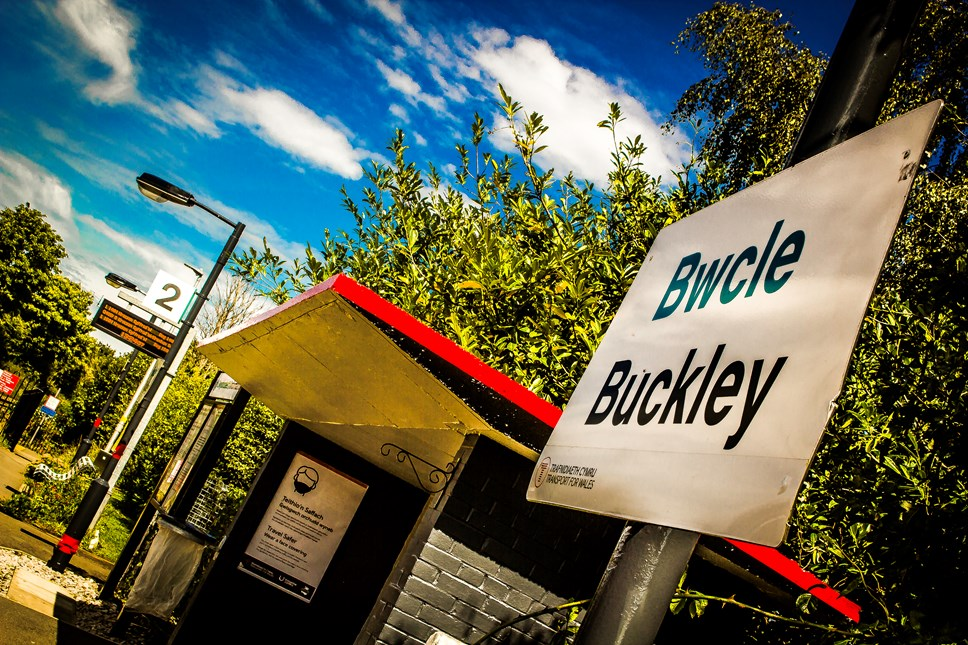 Buckley station
