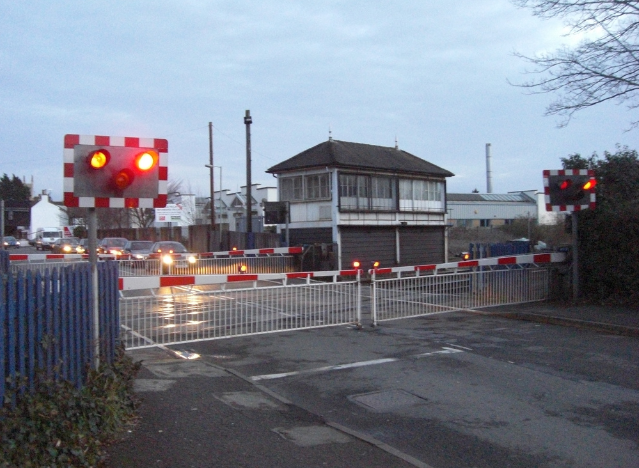 Passengers and residents in Cheltenham to benefit from level crossing upgrade: Alstone Lane LX