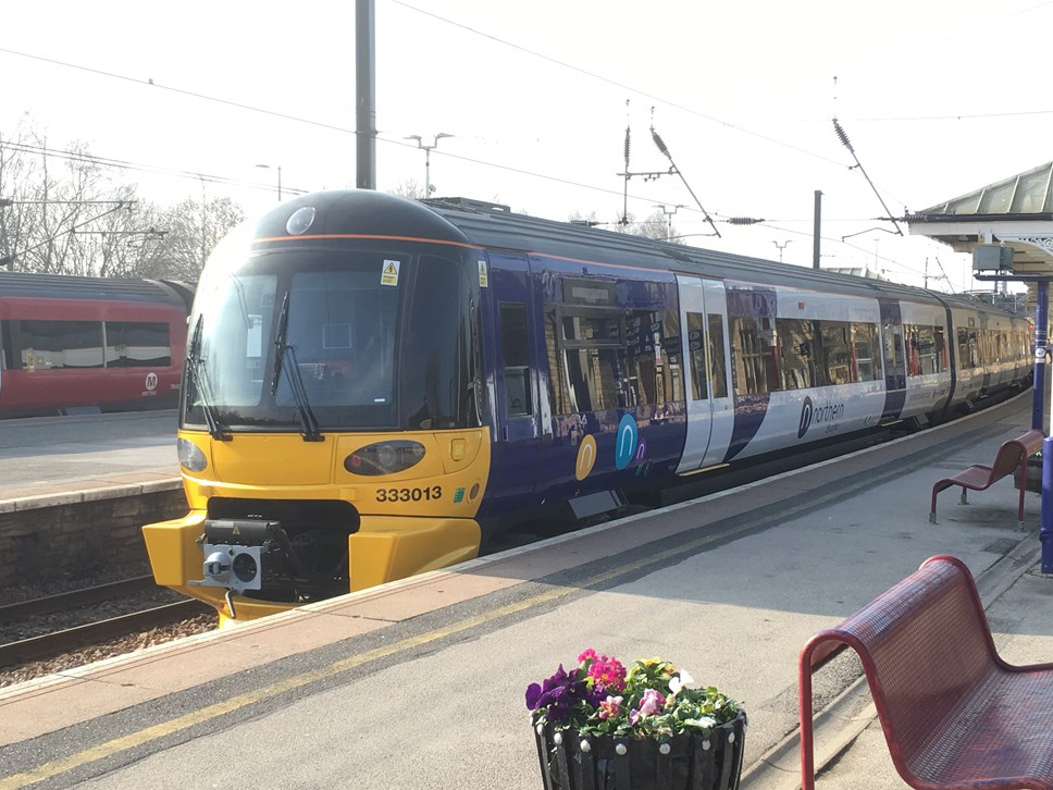 Northern announces further penalty fare routes: 333 at Skipton