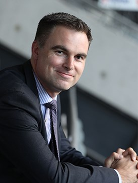 Tom Joyner joins Arriva as Managing Director of Arriva Train Wales: Tom Joyner joins Arriva as Managing Director of Arriva Train Wales