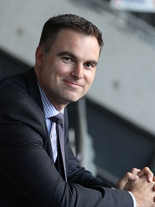 Arriva appoints Tom Joyner as Managing Director of CrossCountry: Tom Joyner