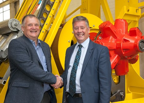 Kite Power Systems secure £2m investment from Scottish Investment Bank: KPS secures 2m investment from SIB Low Res