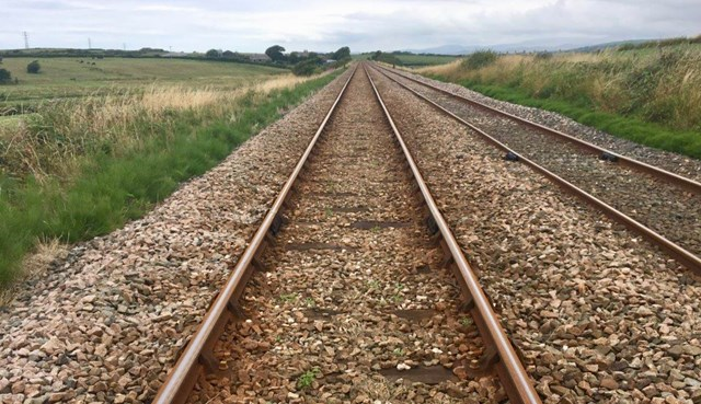 5,000 yards of track will be replaced between Silecroft and Bootle