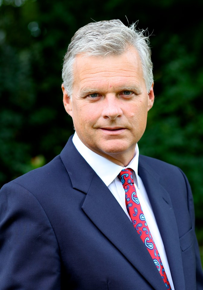 Network Rail's CEO, Mark Carne: Network Rail's CEO, Mark Carne