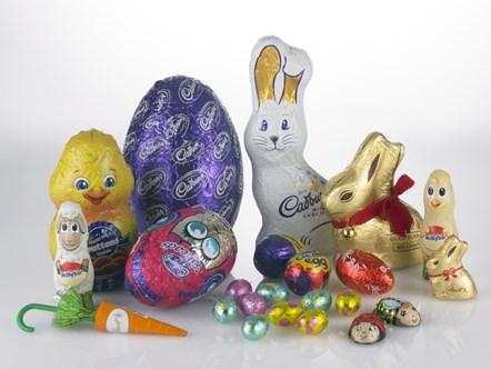 Alupro Easter Eggs