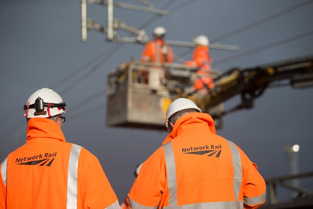 We are renewing the track and signalling on Europe's busiest mixed traffic railway through Watford Junction to provide a better, more reliable resilient railway.