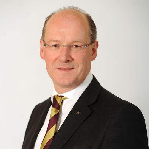 John Swinney, MSP: John Swinnet, MSP