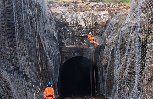 Final multi-million-pound contracts awarded to deliver rail projects in Scotland and North East: Loch Ailort 2 cr