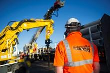 Network Rail engineer