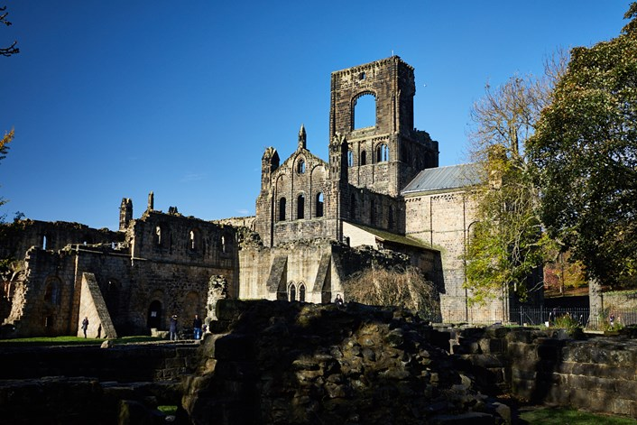 City's faiths united in abbey's war and peace display: lmg-kirkstallabbey-oct201733.jpg