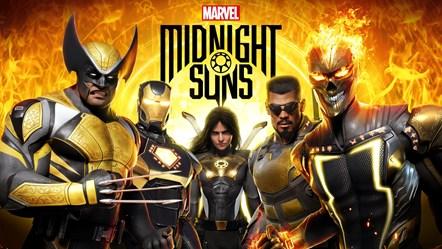 Marvel s Midnight Suns - Key Art Horizontal s-2