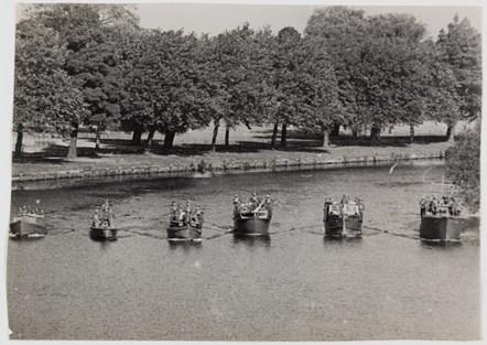 Upper Thames Patrol vessels, 1940s