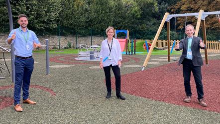 Paternoster School Playground