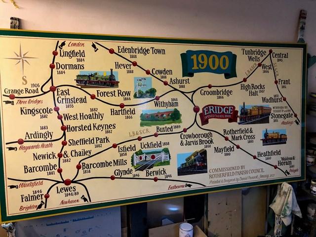 Eridge mural rail map-2