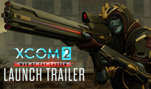 XCOM2 WOTC Launch Trailer (ESRB)