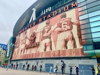 Second #GunnerGetJabbed mass Covid-19 vaccination event to be held at Emirates Stadium on 7-10 August