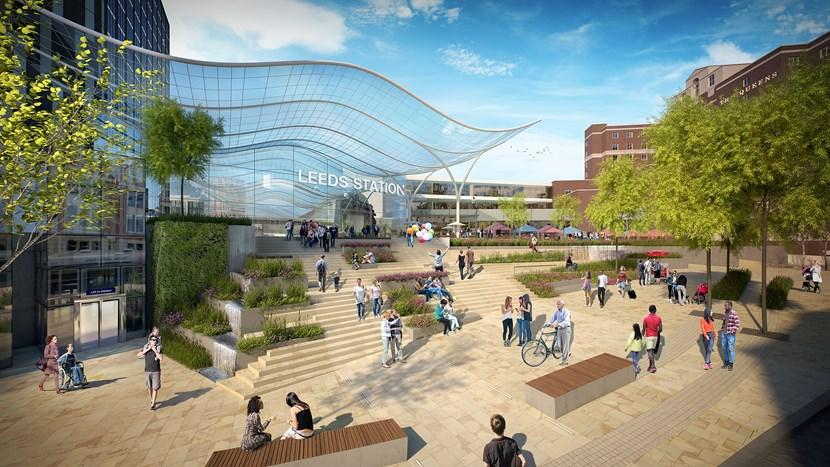 Councillors endorse transformational HS2 plans for Leeds Station: lism-bishopgate-31stoct17-2500px.jpg