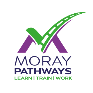 Moray Pathways logo