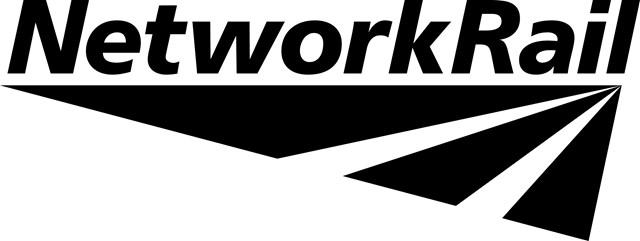 Network Rail Logo Black