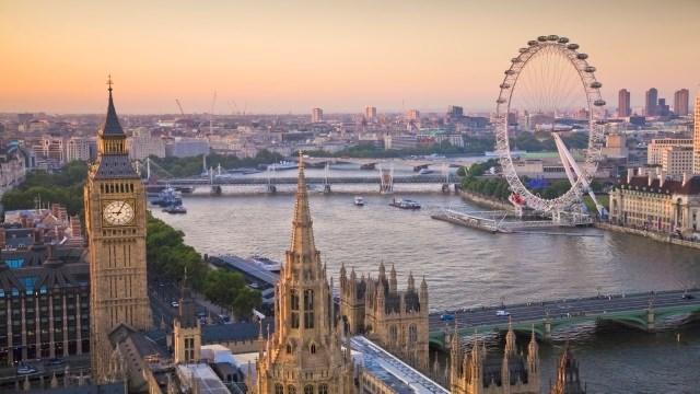 Mr Bean to star in mobile game for London tourists : 78189-640x360-london-skyline-640.jpg