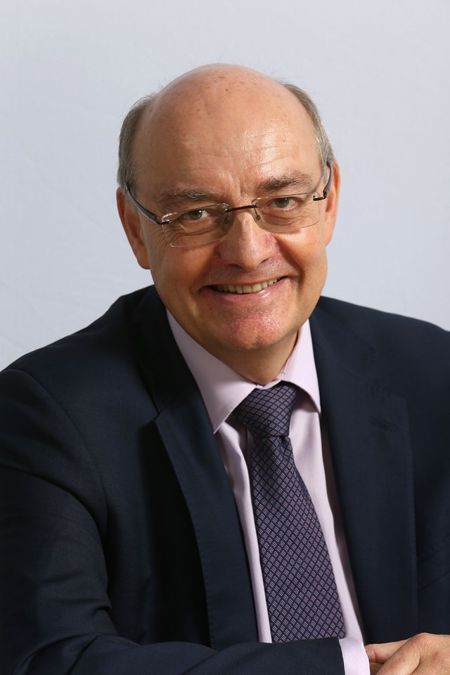 Professor Peter Hansford: Open for business