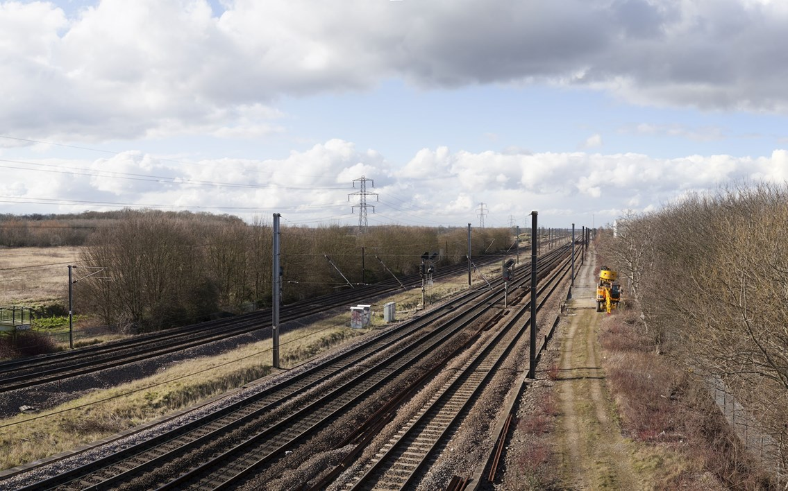Network Rail plan to improve East Coast Main Line gets the green light: Network Rail plan to improve East Coast Main Line gets the green light Photo Credit ARUP
