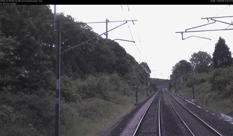 CCTV on board trains