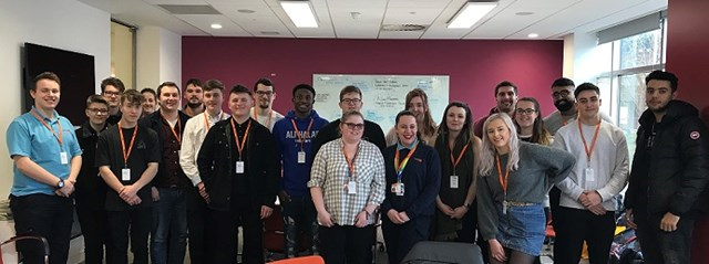Network Rail Apprenticeship Scheme - Case Studies, Western Route: Western Apprentices March 2019