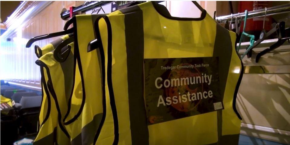 Tredegar Community Task Force pic-2