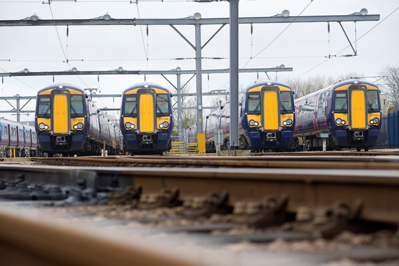 Coming to a station near you: 68 extra train carriages on busiest Southeastern routes: 377-5Fleet 1