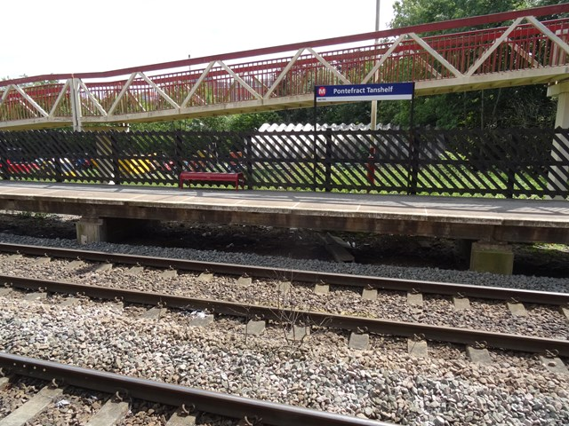 Work to extend the platforms at five railway stations in West Yorkshire begins: Work to start this weekend on West Yorkshire stations