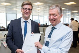 TfL awards major traffic control contract to Siemens: TfL awards major traffic control contract to Siemens